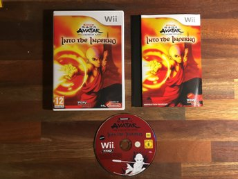 Avatar - The Legend of Aang - Into the Inferno (Wii)