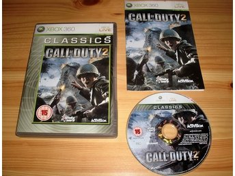 Xbox 360: Call of Duty 2