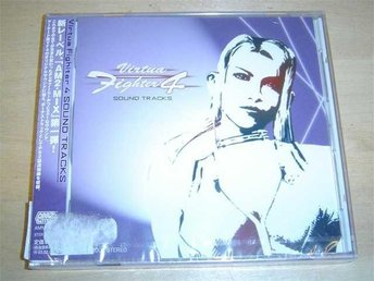 VIRTUA FIGHTER 4 ORIGINAL SOUNDTRACK MUSIK *NYTT*