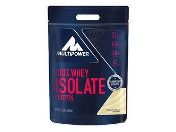 100% Whey Isolate French Vanilla 1590g