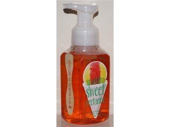 Bath & Body Works Gentle Foaming Hand Soap SPARKLING SWEET NECTARINE skumtvål - Torsås - Bath & Body Works Gentle Foaming Hand Soap SPARKLING SWEET NECTARINE skumtvål - Torsås