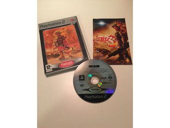 Playstation 2 PS2 JAK 3 CIB