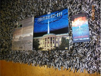 Independence day - THX AC-3 - Widescreen Laserdisc - 2st