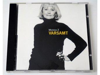 Monica Zetterlund / Varsamt CD - Enskede - Monica Zetterlund / Varsamt CD - Enskede