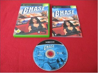 CHASE HOLLYWOOD STUNT DRIVER till Xbox