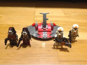 Lego star wars 75001 old republic