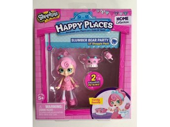 Shopkins Happy Places Lil' Shoppie Candy Sweets