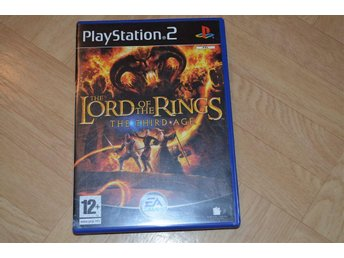 The Lord Of The Rings The Third Age Playstation 2 PS2 - Töre - The Lord Of The Rings The Third Age Playstation 2 PS2 - Töre
