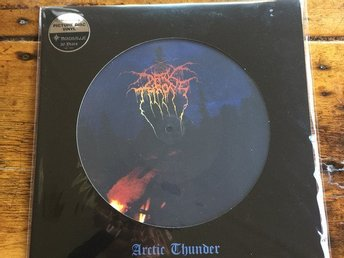 DARKTHRONE-Arctic Thunder-Ny LTD 1000ex Picture Disc 2017 Records Store Day