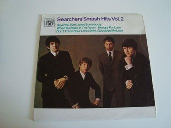 THE SEARCHERS - SEARCHERS' SMASH HITS VOL. 2