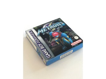 Metroid Fusion (GameBoy Advance)