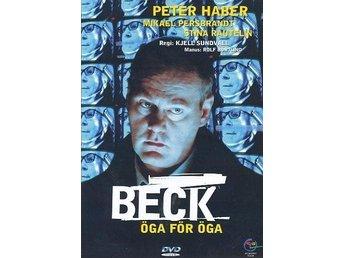 BECK ÖGA FÖR ÖGA DVD - Jonsred - BECK ÖGA FÖR ÖGA DVD - Jonsred