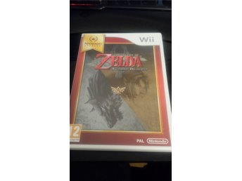 Zelda Twlight Princess wii