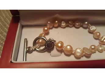 Pärlhalsband( NY) Pearls for Girls