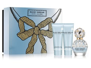 Parfym marc jacobs Daisy dream  50ml edt +75ml Body +75ml Shower värde 950kr