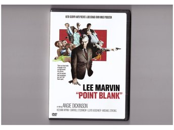 Point blank (1967) (Lee Marvin, Angie Dickinson)