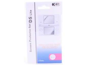 Screen Protector Film for Nintendo DS Lite -