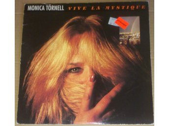 MONICA TÖRNELL - VIVE LA MYSTIQUE (LP) V.I.P Records & Tapes [VLP 5001]
