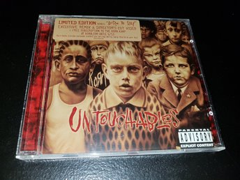 Korn - Untouchables (Limited Edition, Bonus Tracks)