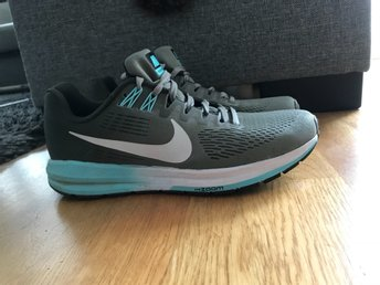 Nike Air Zoom Structure 21 strl 39