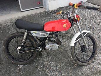 Montesa Rapita 50cc moped