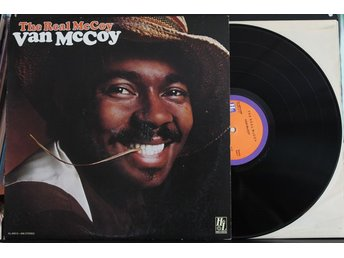 Van McCoy – The Real McCoy – LP