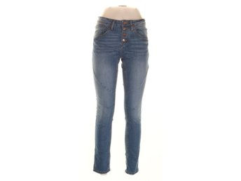 Perfect Jeans Gina Tricot, Jeans, Strl: 36, Blå
