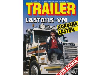 Trailer 1984-11 Road Train..Truck Racing Grand Prix
