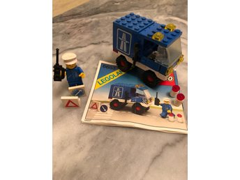 Lego 6653 - Highway Maintenance Truck - 1982