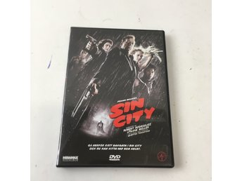 miramax, DVD-Film, Sin City