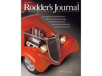 The Rodders Journal 62 cover B