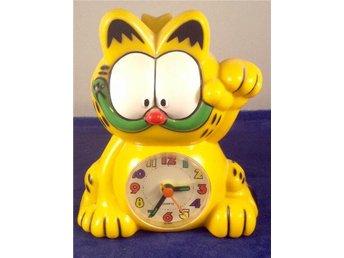 Garfield väckarklocka - Norrköping - Garfield väckarklocka - Norrköping