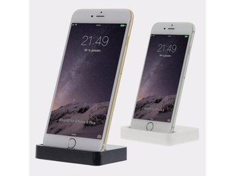 Fri Frakt Dock iPhone 6 Docka iPhone 5 Dockningsstation iPhone Laddstation