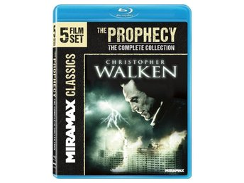 Prophecy Collection /Blu-ray/ Christopher Walken (Uncut) - Norrsundet - Prophecy Collection /Blu-ray/ Christopher Walken (Uncut) - Norrsundet