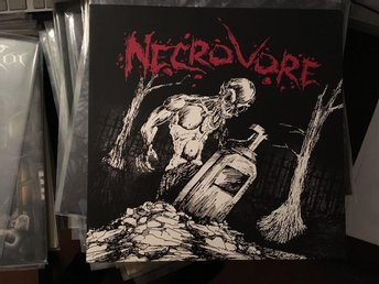 Necrovore - The Abysmal Plains Of Hell (1987 Demo, 1988 Demo) LP