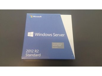 Microsoft Windows Server 2012 R2 Standard Svensk + 5 CAL P73-06059