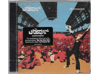 THE CHEMICAL BROTHERS - SURRENDER ( INPLASTAT )