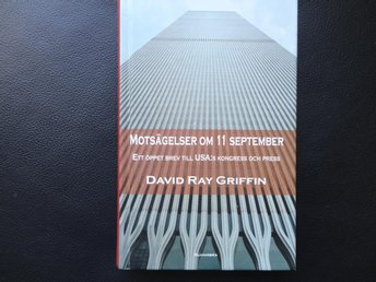 Motsägelser om 11 september . . . David Ray Griffin