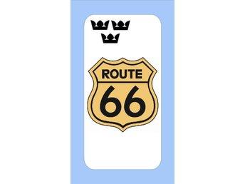 route 66 skattemärke 2 st - Tanumshede - route 66 skattemärke 2 st - Tanumshede