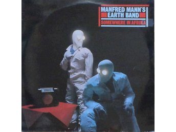 Manfred Mann's Earth Band  titel*  Somewhere In Afrika* Art Rock, Pop Rock LP