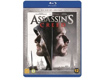 Assassins Creed 3D + Blu-ray -  - Ny & inplastad!