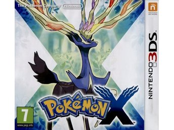 Pokemon X (Beg)