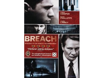 Breach (DVD) Ord Pris 79 kr SALE