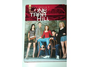 One tree hill - Säsong 2 (6-disc DVD)