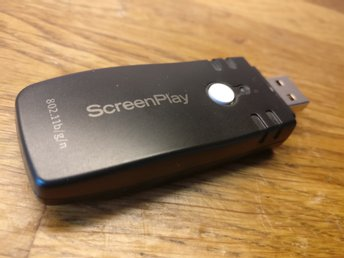 ScreenPlay SPADPT08. WIFI-adapter.