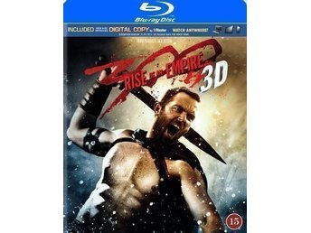300: Rise of an Empire (Blu-ray 3D + Blu-ray) i NYSKICK