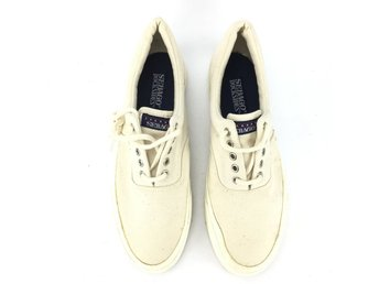 SEBAGO Docksides MAINS´L Canvas Natural Dam Sneaker strl 39