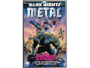 Dark Nights Metal: The Resistance TP NM Ny Import