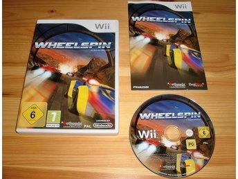 Wii: Wheelspin