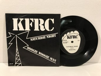 KFRC - Saturday Night (BJS 002) RARE